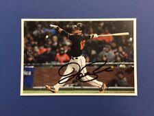 2017 Major League Baseball 4x6 Player Postcards Series 1 - Autograph Edition