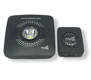 MyQ Smart Garage Door Opener Chamberlain MYQ-G0301 Wireless & Wi-Fi enabled EUC
