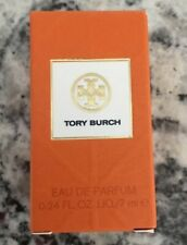 Tory Burch Eau de Parfum Perfume Deluxe Travel Mini  7 ml /.24 oz NEW In Box