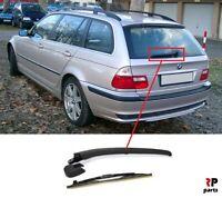 FOR BMW 3 SERIES E46 ESTATE 1998-2005 REAR WINDOW WIPER ARM & BLADE 290MM