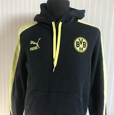 Puma Borussia Dortmund BVB Sudadera con Capucha para Hombres Talla S Fútbol  Jersey Vintage 73e9c8092aeb8