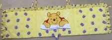 Disney Winnie the Pooh Cot Bumper - Nearly New