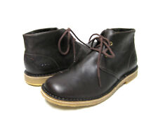 d11c8699825 UGG LEIGTON MEN BOOTS LEATHER CHOCOLATE US 8 /UK 7 /EU 40.5 /JP 26