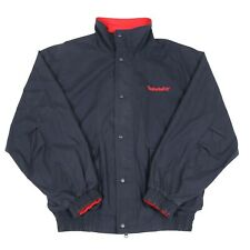 TIMBERLAND Weathergear Jacket | Coat Collared Bomber Sailing 90s Vintage Retro