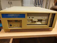 VOBIS HIGHSCREEN 386 DX-40 Gehäuse+CD+5 1/4+3 1/2 Floppy+Maxtor 120MB+OPTI+Sound
