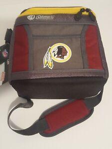 Coleman NFL Washington REDSKINS 9-Can 24-Hour Soft-Sided Cooler Lunch Bag