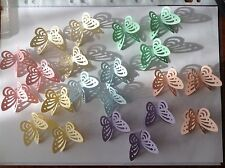 embelishments 30 3D Pastel Butterflies