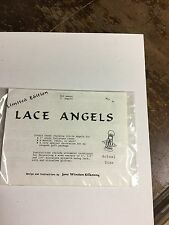 Dollhouse miniature Lace Angels Kit