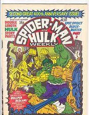 Spider-Man and Hulk Weekly   401   Hulk Fights Robots