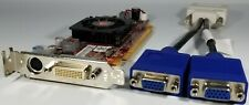 HP AMD HD 4550 Low Profile SFF Dual Monitor VGA ATI-102-B88901(B) Video Card
