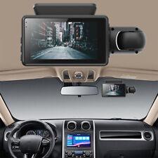 Dash Cam Recorder Dual Lens Camera HD 1080P Car DVR Vehicle Video G-Sensor PW
