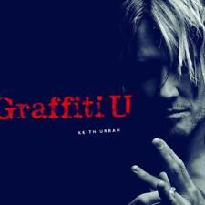 KEITH URBAN - GRAFFITI U - NEW CD (UK Edition with 3 Bonus Tracks)