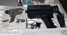 Bell & Howell 1235 Filmosonic XL Sound Movie Camera - VGC With Original Box RARE