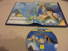 DVD Disney Special Collection Atlantis Das Geheimnis der verlorenen Stadt