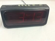 Cosmo Digital LED Alarm Clock Large Numbers E555-03