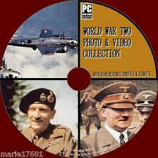 OVER 9000 HISTORIC SECOND WORLD WAR IMAGE /VIDEO COLLECTION PCDVD NEW WW2 PHOTOS