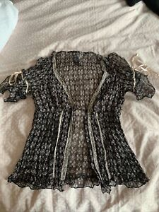 Fitted Corset Blouse14