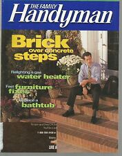 The Family Handyman October 1997 Relighting a gas water heater/Replace a Bathtub