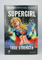 Eaglemoss DC Comics Graphic Novel Collection Supergirl: True Strength