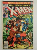 Uncanny X-Men #102, FN 6.0, Juggernaut, Wolverine, Storm