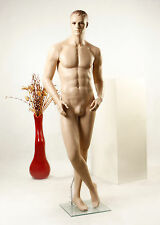 Shop Display MALE Mannequins New Models Men Dressmaker LifeLike Look Manikin NEW