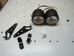 2006 06 Kawasaki ZG1000A ZG1000 1000 A16 Concours Headlight & Bucket