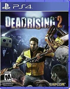 Dead Rising 2 PS4 (US import) - New and Sealed