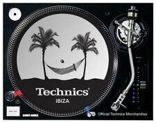 DMC TECHNICS Ibiza Slipmats (1 x pair) OFFICIAL MERCHANDISE