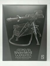 Sideshow Star Wars E-Web Heavy Repeating Blaster 1/6 Scale