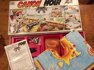 Jeu de société: CANON NOIR. Complet.