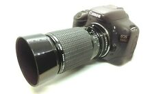 CANON Digital Fit EOS EF-S 80-200mm Telephoto Zoom Lens for CANON EOS Cameras