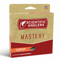 Scientific Anglers Mastery Tarpon WF Tropical Floating Fly Line - All Sizes