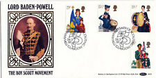 24 MARCH 1982 YOUTH ORGANISATIONS BENHAM BLS 2 FIRST DAY COVER GLASGOW SHS