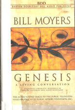 Bill Moyers Genesis A Living Conversation 10 Audio Cassette Tapes