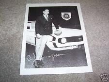 1969 CAMARO with O. J. SIMPSON CHEVROLET SPORTS DEPARTMENT PHOTO, 69 BROCHURE