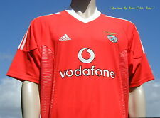 BNWT Official Original Authentic Adidas S. L. Benfica Home 2002-2003 Shirt XL