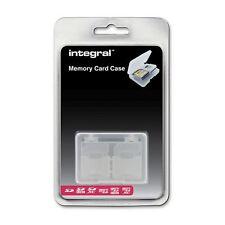 Soporte para caja de tarjeta de memoria Secure Digital 4SD o 3SD + 1 MicroSD o 2SD + 1 Microsd