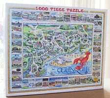WHITE MOUNTAIN - OGUNQUIT, MAINE - 1000 PIECE PUZZLE - IT IS COMPLETE!!