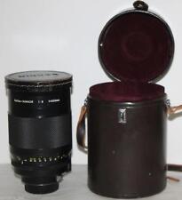 Pentax f/8 Manual Focus Telephoto Camera Lenses