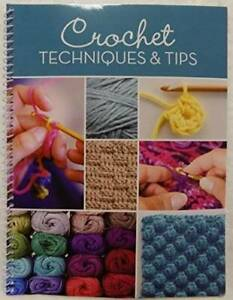 Crochet Techniques & Tips - Spiral-bound By Beth Taylor - GOOD