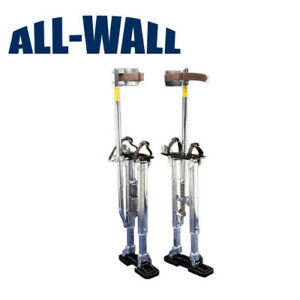 "Dura-Stilts Zancos Genuine Dura III Drywall/Painting/Insulation Stilts 24-40"""