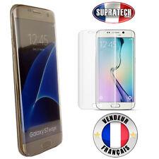 Protection d'Ecran Verre Trempé Bombé Incurvé pour Samsung Galaxy S7 Edge G935