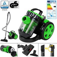 Aspirateur sans sac vert max. 900 Watt - ECO Power - Multicyclone Brosse 2 en 1