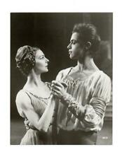 """ANTOINETTE SIBLEY & ANTHONY DOWELL IN """"ROMEO & JULIET"""" ROYAL BALLET PHOTO"""