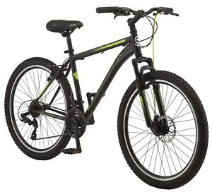 "Men's 26"" Schwinn Sidewinder Mountain Pro Bike Off Road Tires 21-Speed Bicycle"
