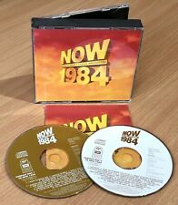 NOW That's What I Call Music 1984 Fatbox CD Album - 10th Anniversary Series