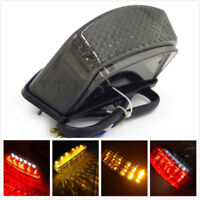 SMOKE INTERGRATED LED TURN SIGNALS TAIL LIGHT FOR 1994-2008 DUCATI MONSTER
