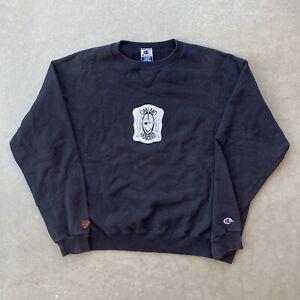 90s Oakland Raiders Champion Athletic Crewneck Sweatshirt VTG Size XL NFL