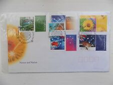 First Day Cover Australia 2000 Nature and Nation