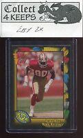 1991 Wild Card #73 Jerry Rice (HoF San Francisco 49ers)